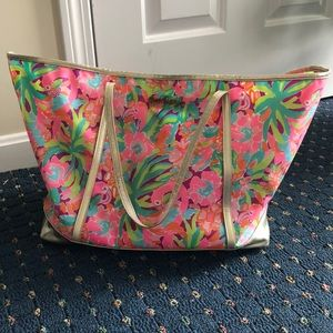 Lily Pulitzer Beach Bag